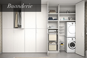 buanderie armoire dressing luxembourg