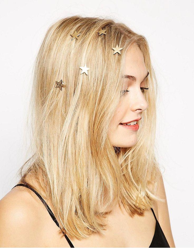 Star Hair Accessories