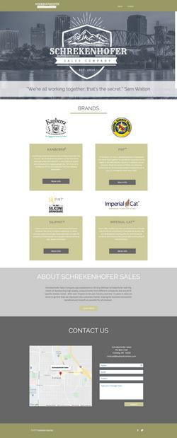 schreksales website