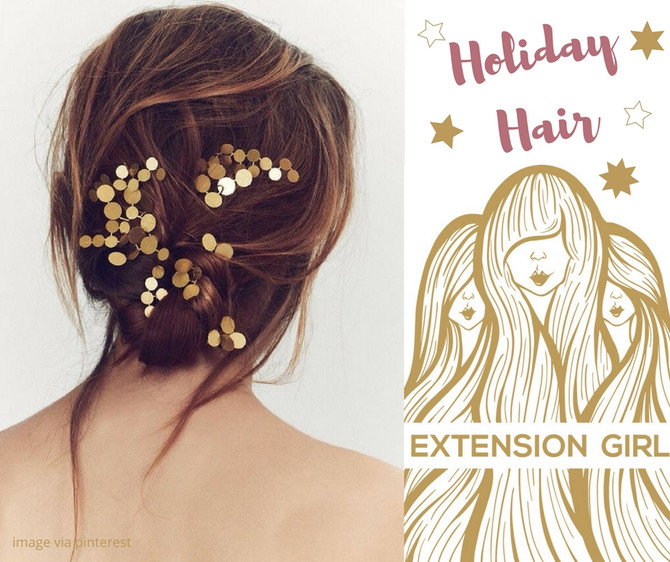 Holiday Hair Accessories | Getting it Right