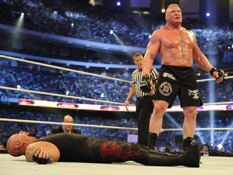 Pro-Wrestling: Why Sports Entertainment is as Much a Sport as Anything Else