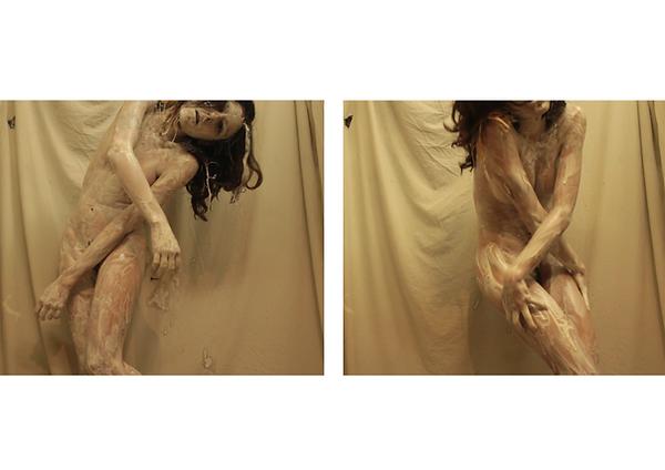 corpo que sai - sossego, 2018 - lia petelli