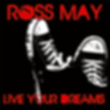 Rossmaymusic acoustichiphop Ross May Oceanside California dreams converse palmtrees beach pacificocean