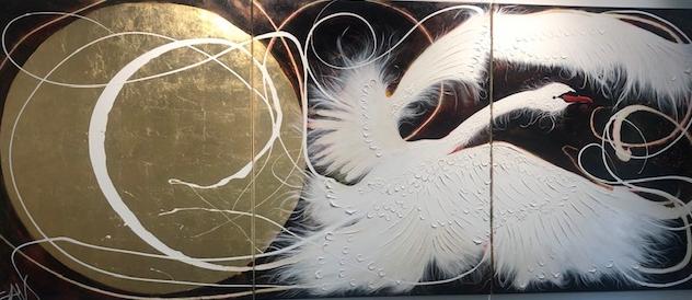 White Swan, 2019