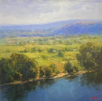 John Perkins - Across the Hawkesbury