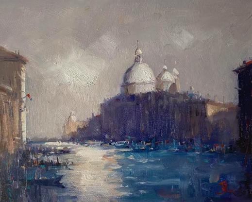 John Perkins - A Piece of Venice