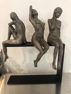 Kim Elliott3 Graces Sculpture, 2019.jpeg