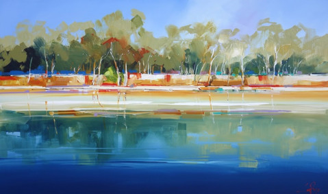Craig Penny - Late Light, The Murray