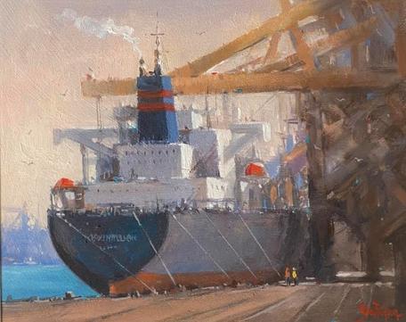 John Perkins - Cargo Giant
