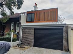 Dulwich Hill New Garage - O'Malleys Cons