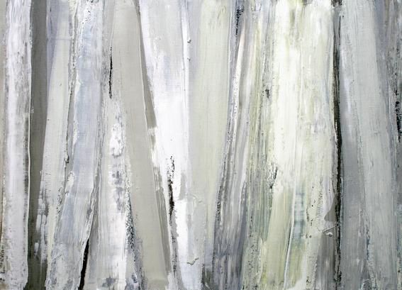 Bernadette Smith - Zaum, 2020 - Oil on C