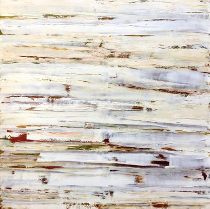 Bernadette Smith - Terrain, 2020 - Oil o