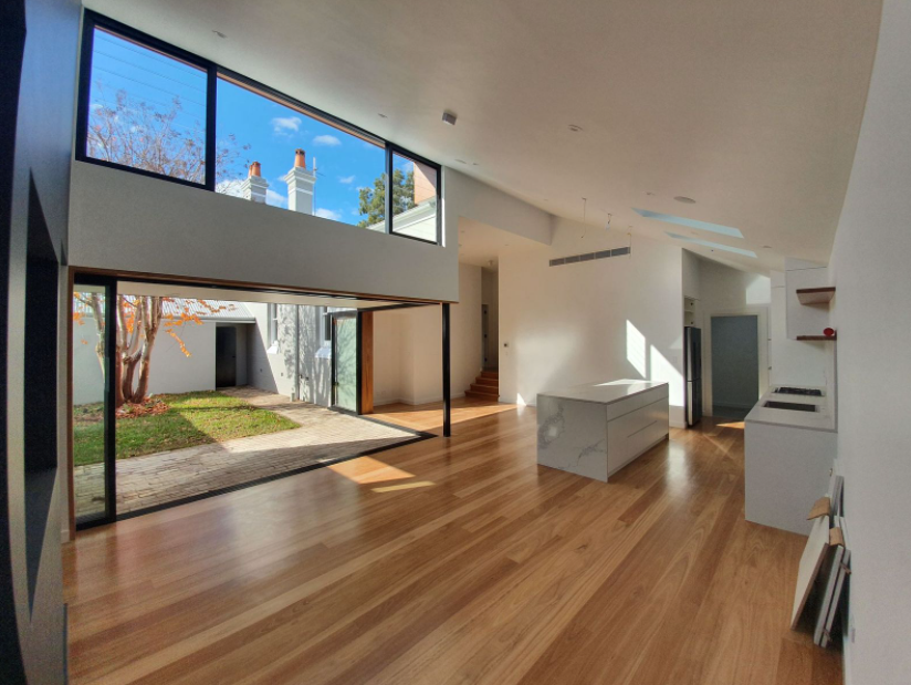Dulwich Hill New Home - O'Malleys Constr