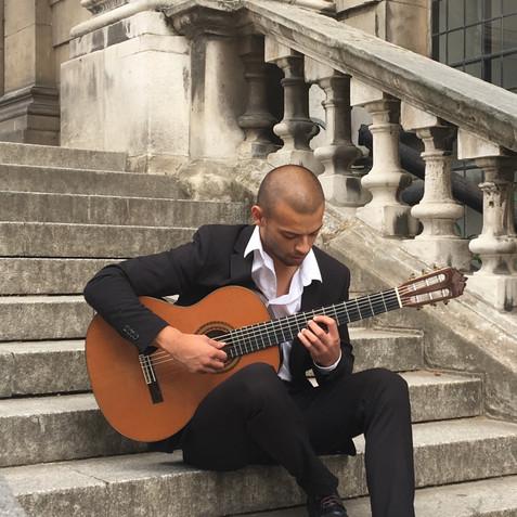 Nathen Durasamy, Guitar