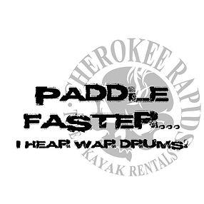 Cherokee Rapids Merchandise