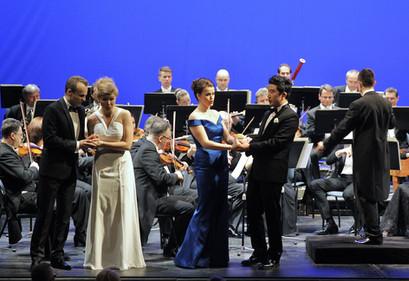 Mozart's Birthday Concert