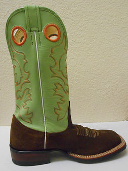 Handmade Boots from Fenoglio Boot Company