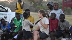 GRI community outreach volunteer