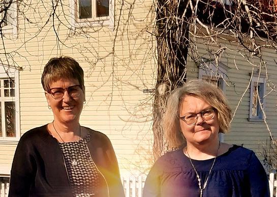 AnnKristin Reinhardt och Ann Eriksson SAMKRAFT