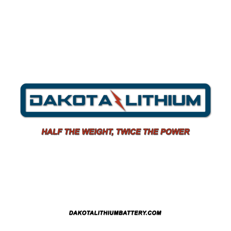 12 V Dakota Lithium Battery 10 Ah Lifepo4 Low Voltage Cutout For 12v Sla Batteries
