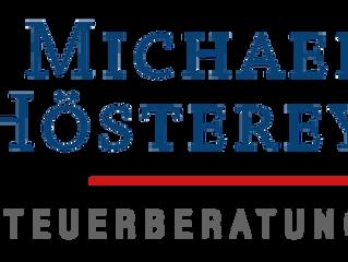 Neuer Auftritt der Michael Hösterey Steuerberatung