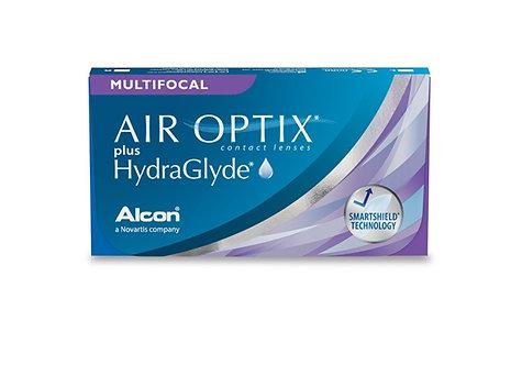 AIR OPTIX® plus HydraGlyde™ Multifocal