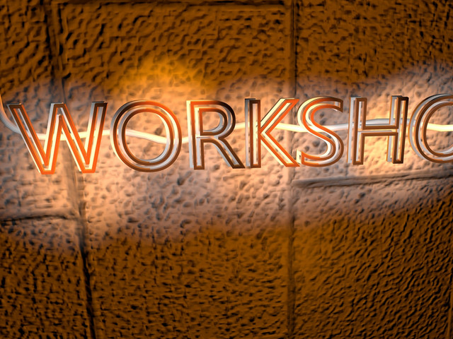 WORKSHOPS & TRAINING
