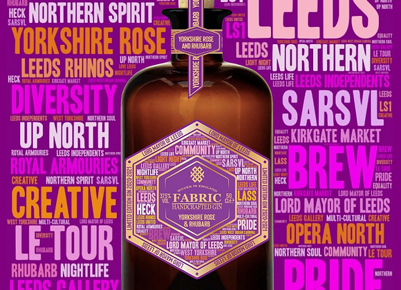 LIMITED EDITION: Lord Mayor of Leeds Gin