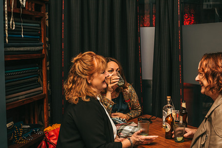 Tailors Gin Networking space