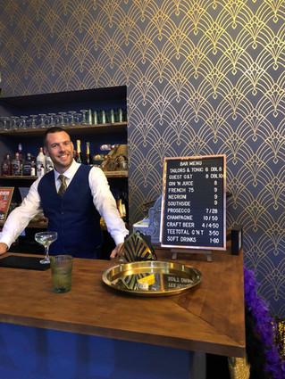 bar tender Leeds Tailors