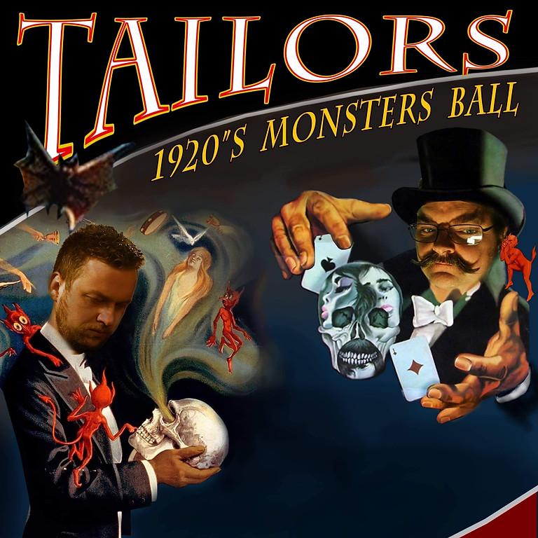 HALLOWEEN SPECIAL: Tailors 1920s Monster Ball