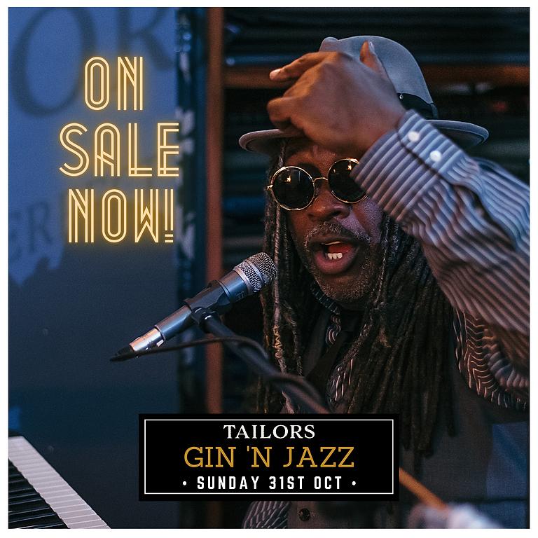 SPEAKEASY: Gin N Jazz