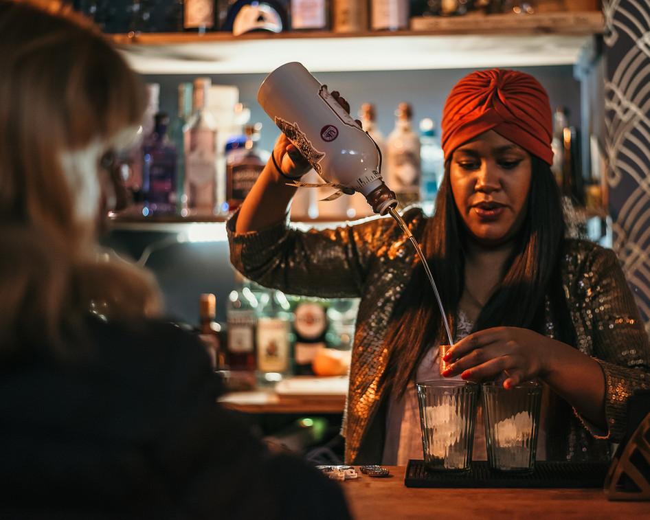 Leeds Gin Bar