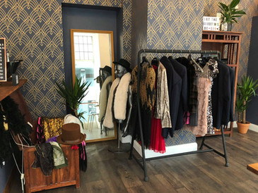 Tailors Vintage clothing