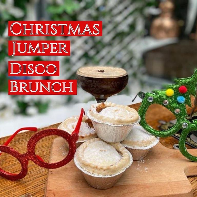 Christmas Jumper Disco Brunch