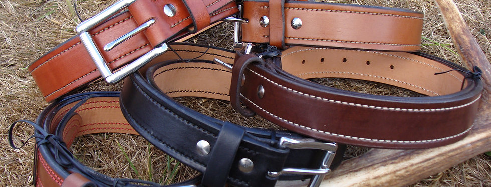 Available colors for CCW Belts