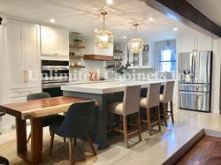 Three color combination Kitchen