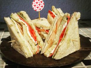 """Sandviç deyince akla hemen """"Club Sandwich"""" geliiiir"""