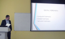 "Mnorel's presentation on ""Employability and Internship Month"" of UCLan Cyprus"
