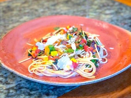 Vegetable Spaghetti Recipe