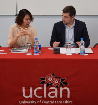 Memorandum of Understanding with UCLan Cyprus