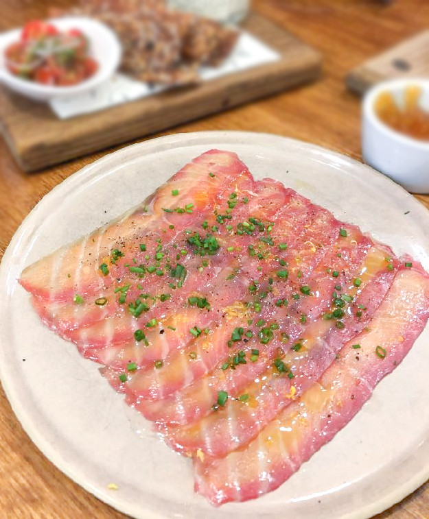 How to prepare raw prosciutto ham, cured with salt and hung 18 months. Garnish with chives and pepper. Explore the history of prosciutto and what goes into making prosciutto. This includes how long it takes to cure and dry prosciutto.
