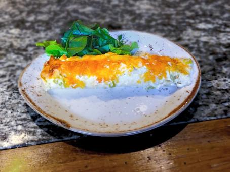 Creamy Cheese Enchiladas