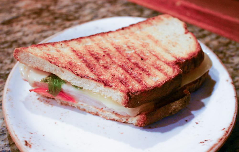 Turkey Provolone Sandwich