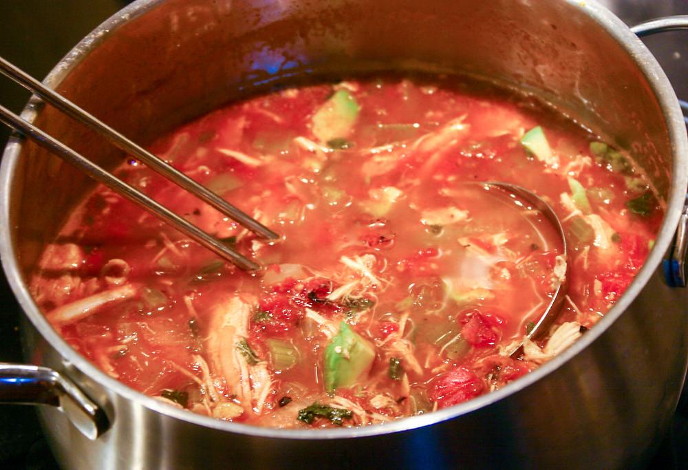 Mexican Chicken Stew
