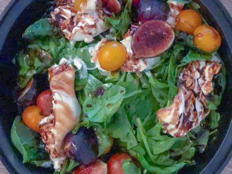 Buratta Salad