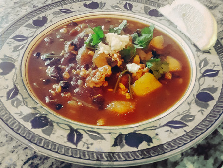 Spicy Squash Chili