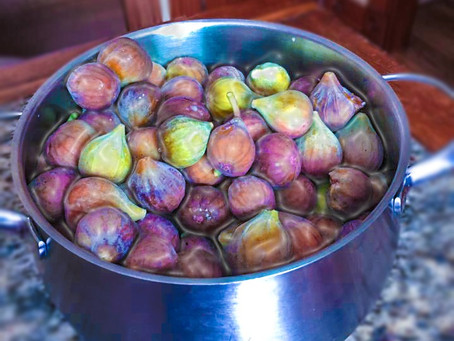 Parboiled Figs