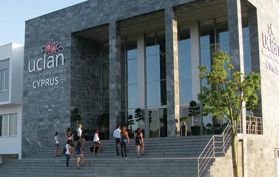 UCLan Cyprus campus