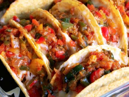 Hard-shell Slapdash Tacos